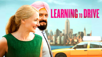 Netflix box art for Learning to Drive