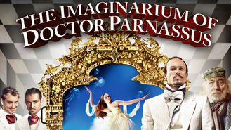 Is The Imaginarium of Doctor Parnassus on Netflix?